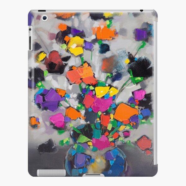 Floral Spectrum 1 iPad Snap Case