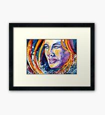 Sea Goddess Framed Print