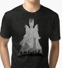 Sauron & The Fellowship Tri-blend T-Shirt