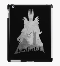 Sauron & The Fellowship iPad Case/Skin