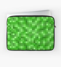 Minecraft Creeper replica Laptop Sleeve