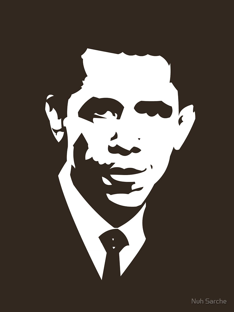 Barack Obama... The President... by NuhSarche