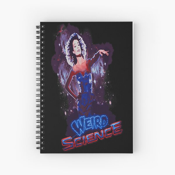 Weird Science Spiral Notebook