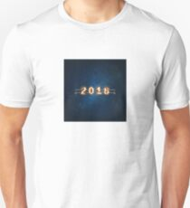 2018 - Wall-Art for Hotel-Rooms Unisex T-Shirt