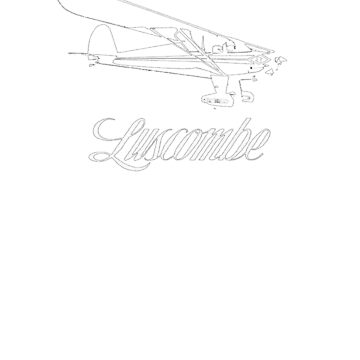 Luscombe Aircraft Logo by cranha