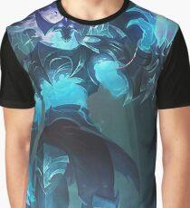 Death Sworn Zed Graphic T-Shirt
