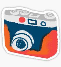 Leica Camera Sticker
