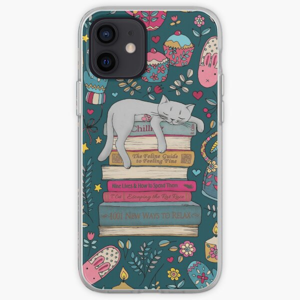 How to Hygge Like a Cat iPhone Soft Case
