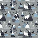 Joy The Mountains von LilaLotta