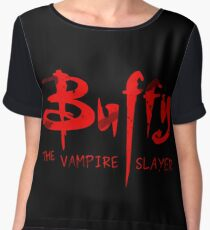The Sweetest Fighter Women's Chiffon Top