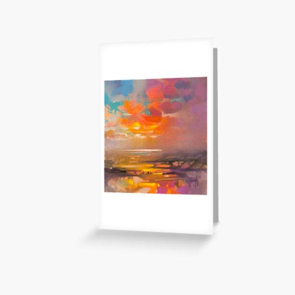 Vivid Light 3 Greeting Card