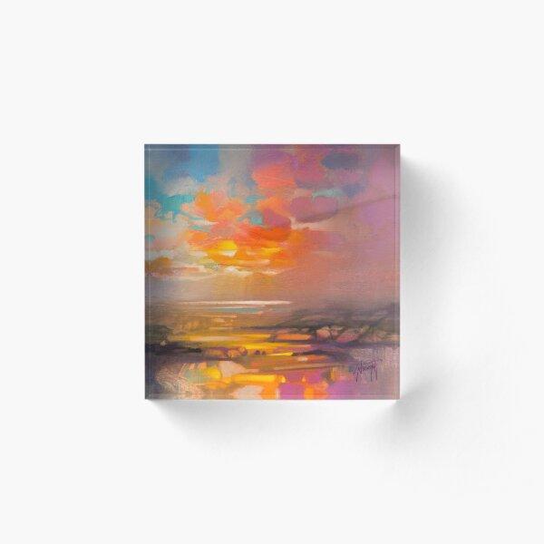 Vivid Light 3 Acrylic Block