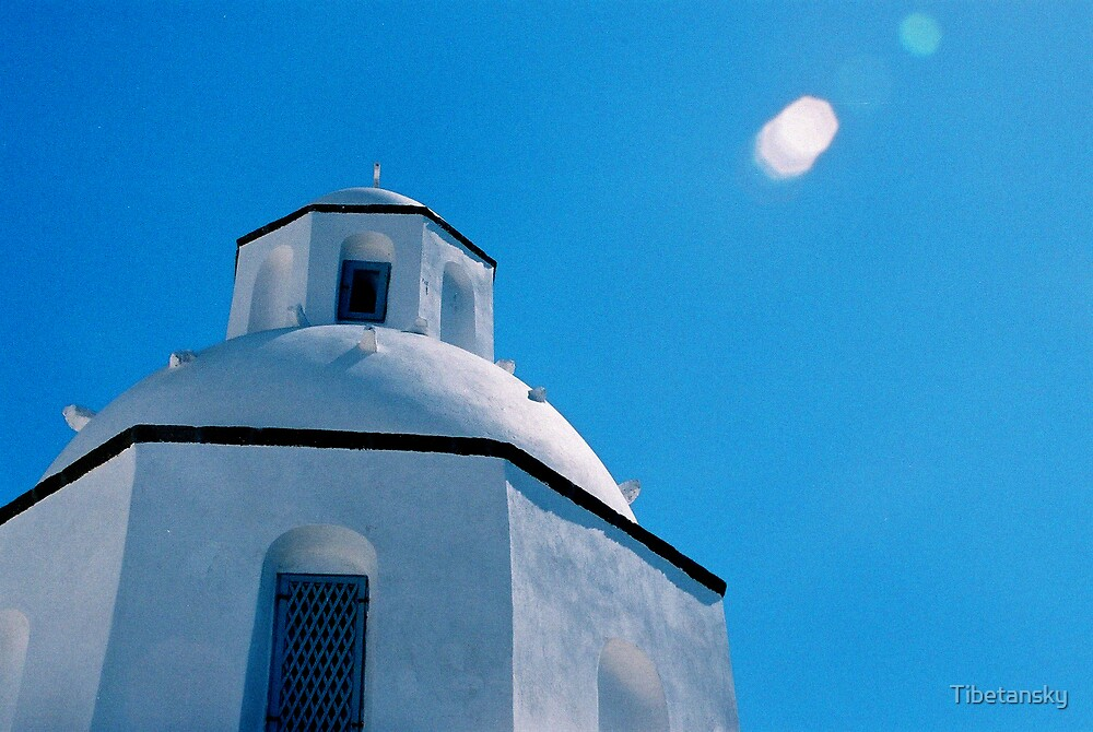 Greece-Santorini2 by Tibetansky