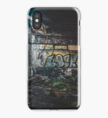 Abandoned Science Lab iPhone Case/Skin