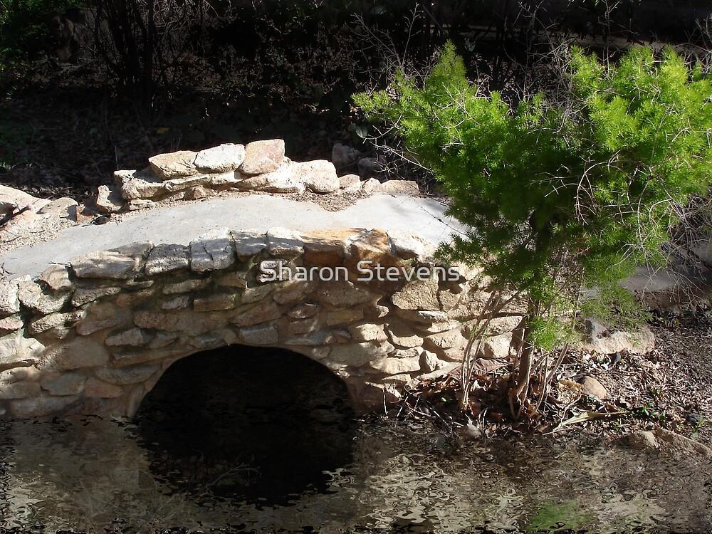 Water under the bridge by Sharon Stevens
