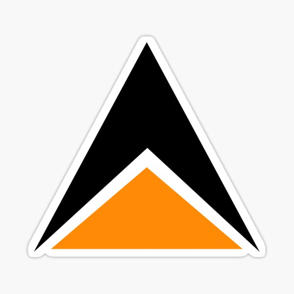 Subnautica - Alterra Corporation logo  Sticker