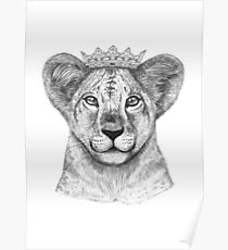 The Kid Lion Poster