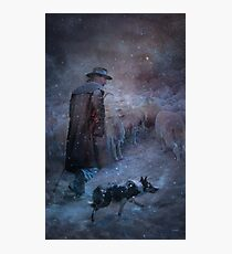 Shepherd  Photographic Print