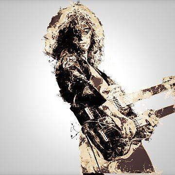 Led Zeplin by Rusku