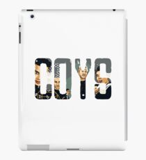 *** COME ON YOU SPURS *** Premium COYS iPad Case/Skin