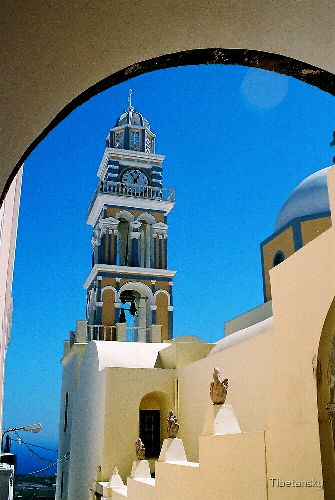 Greece-Santorini3 by Tibetansky
