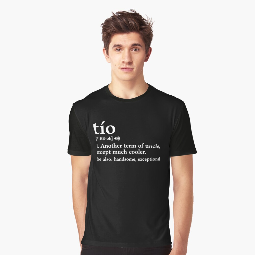 what is tio in english