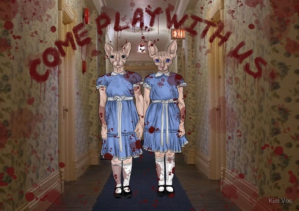 Come play with us by Kim Vos