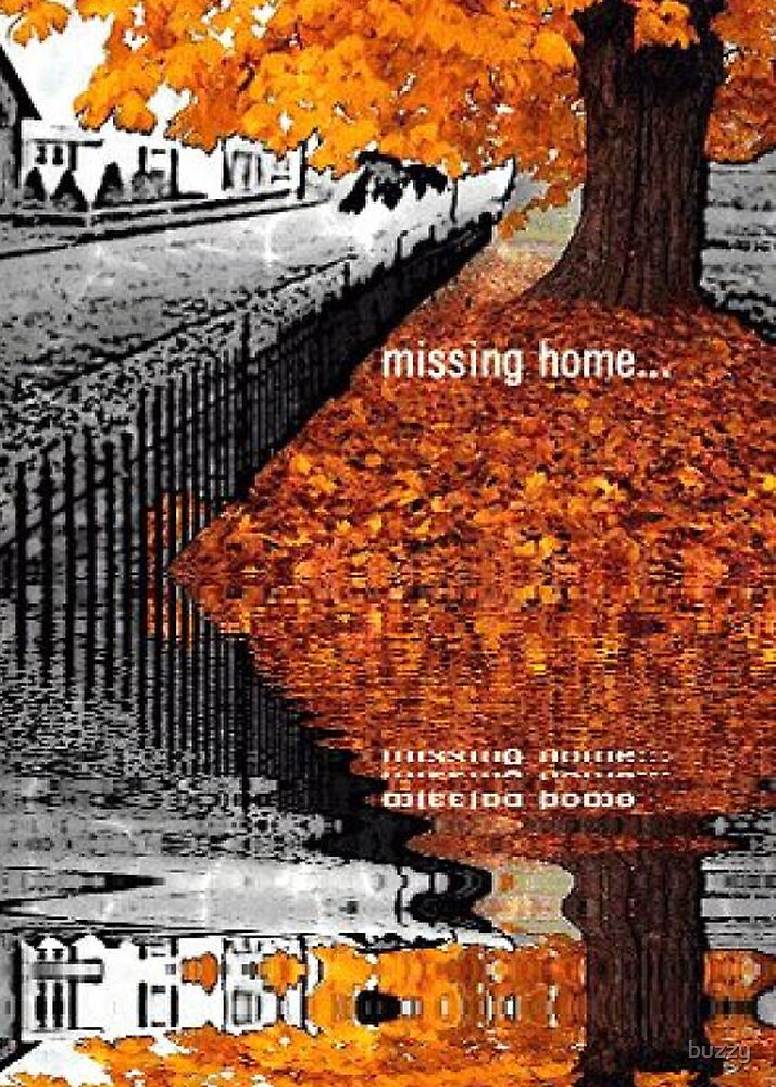 missing... by buzzy