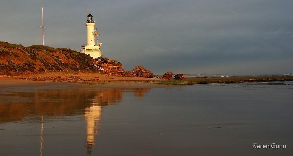 Point Lonsdale Lighthouse by Karen Gunn