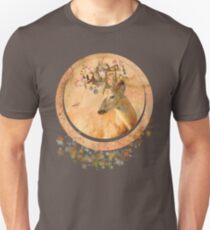 Melody of Spring - Song Forest Spirit  Unisex T-Shirt