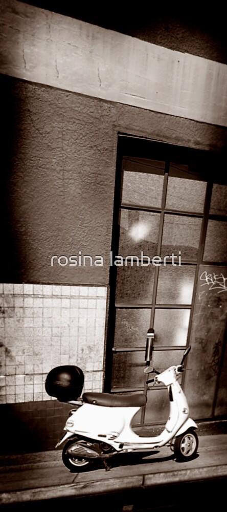 Ready 2 vespa by Rosina  Lamberti