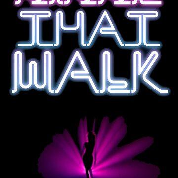 sissy that walk rupaul by disebutine