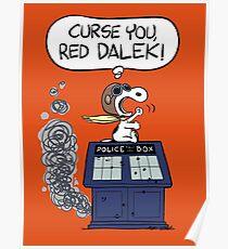 Curse You! Poster