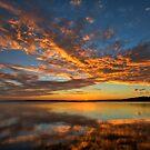 Wangi Point Sundown by Mark Snelson