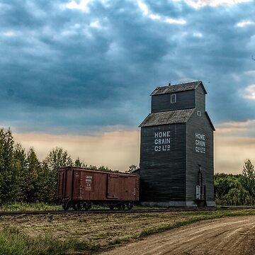 Rural Alberta of the past by PhotosbySylvia