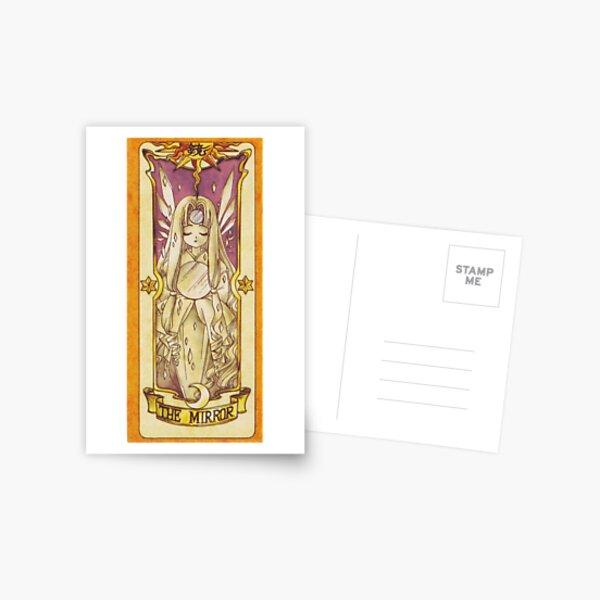 THE MIRROR Postcard