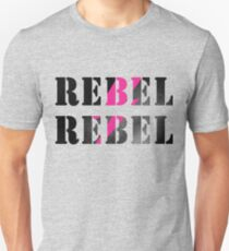 REBEL REBEL #1 Unisex T-Shirt