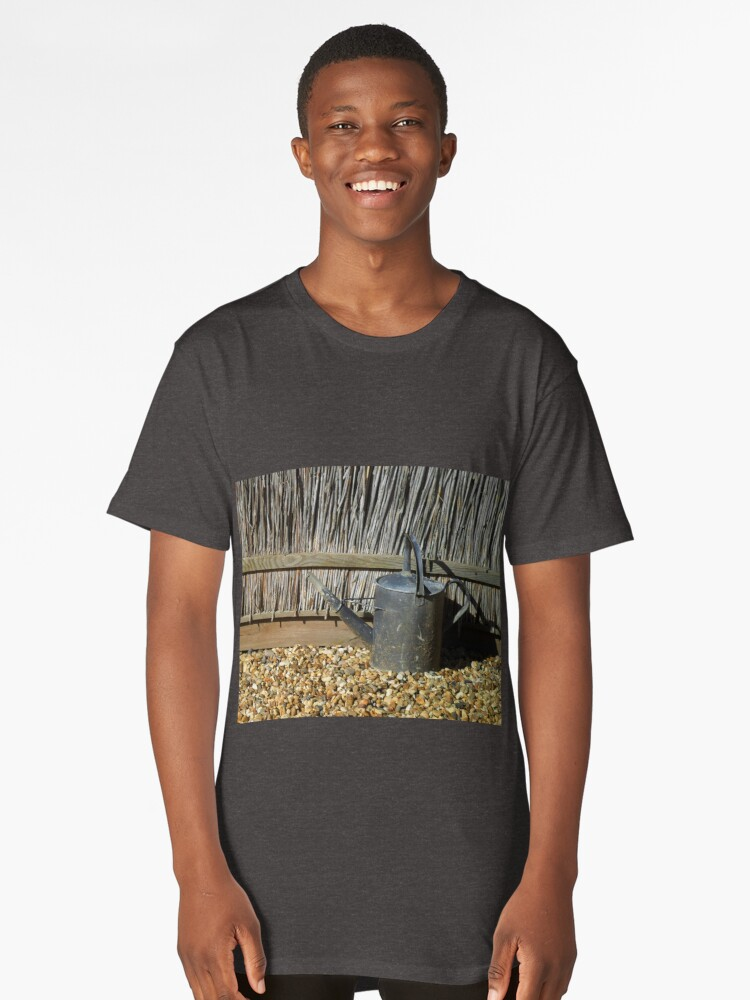 Watering Can Long T-Shirt Front