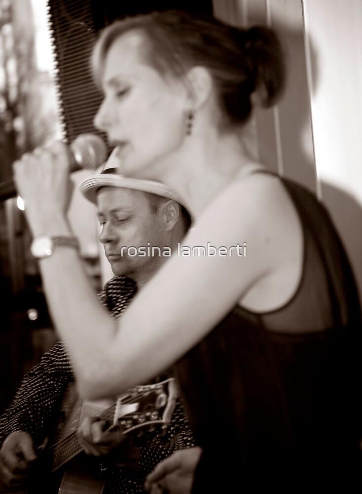 Fiona Thorn by Rosina  Lamberti