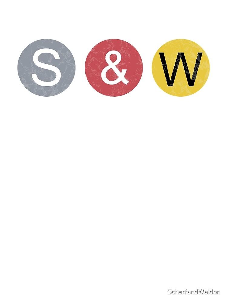 Scharf&Waldon in Black by ScharfandWaldon