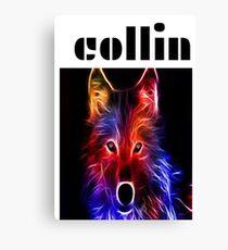 collin Canvas Print