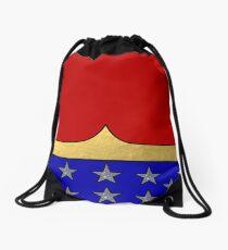 Wonder Hero Drawstring Bag