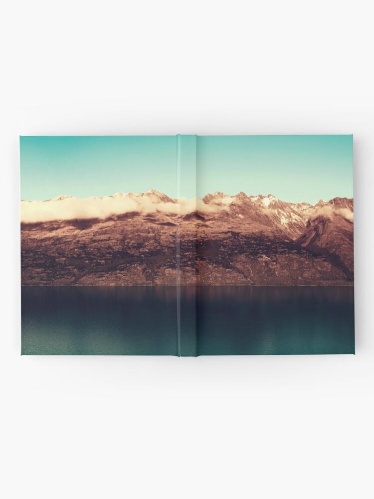 Alternative Ansicht von Entferntes Königreich Notizbuch