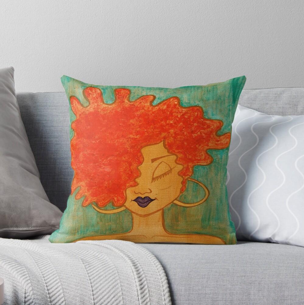 Lydia Throw Pillow