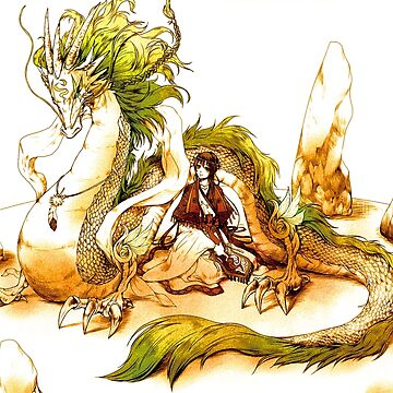A Love Story Between Chihiro and The Dragon by thereselabossie