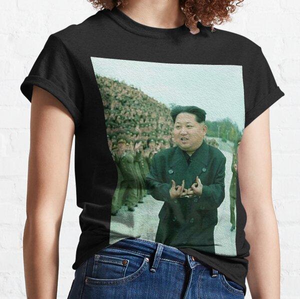Kim Jong Un-  Bloods Classic T-Shirt