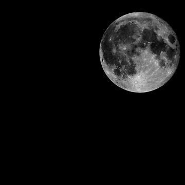 Moon. by TeddyPleb