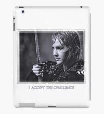Xena - Gabrielle's challenge iPad Case/Skin