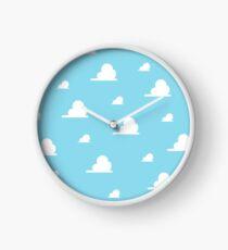 Little Clouds Clock