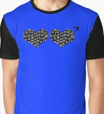 Who Do you Love? 11.1 Graphic T-Shirt